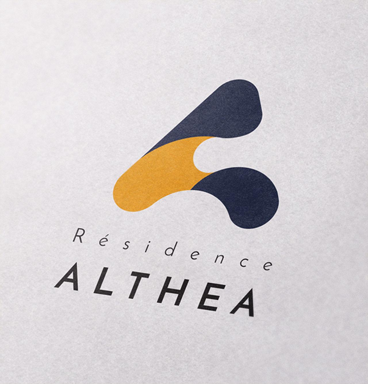 Charte graphique de Résidence Althea