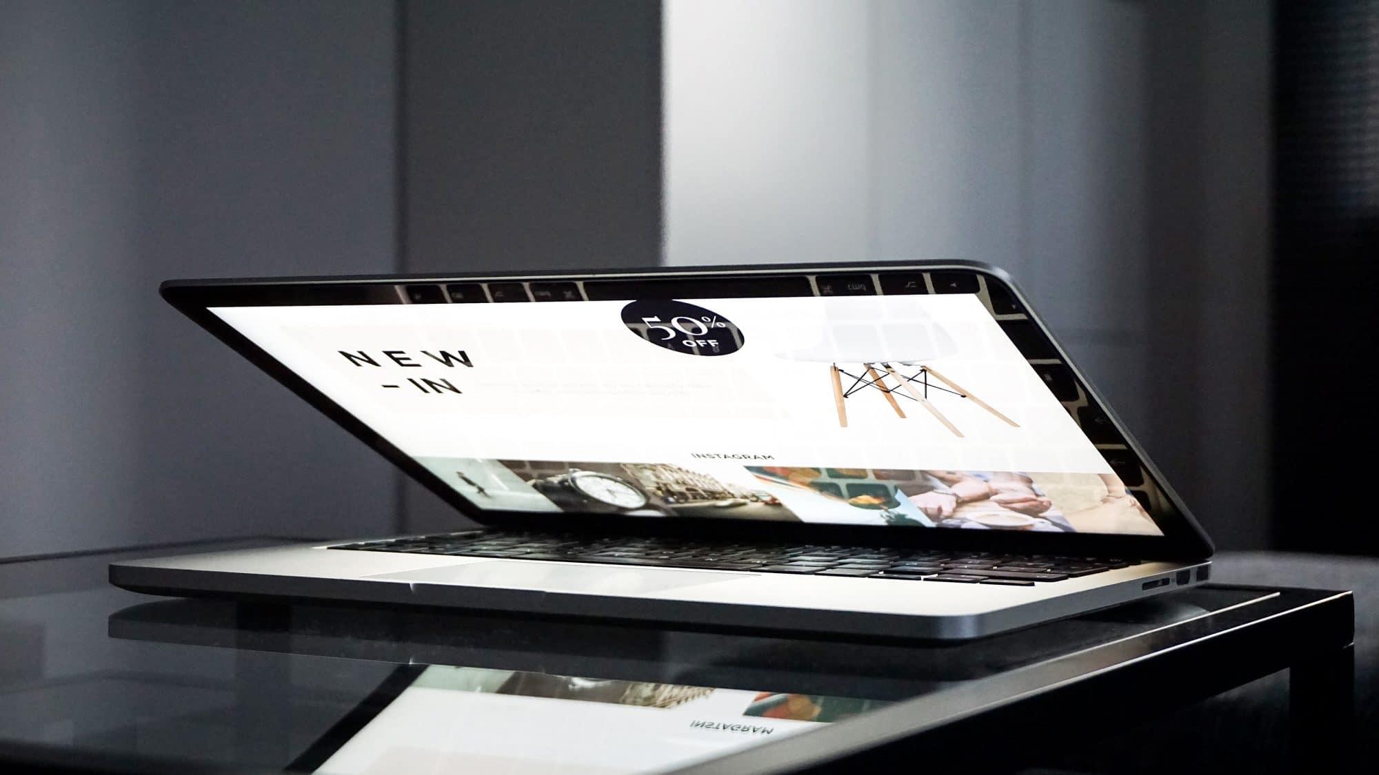 Tendances webdesign 2018